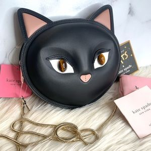 Kate Spade Cat Crossbody Purse